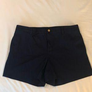 Lauren Ralph Lauren Navy Shorts 12